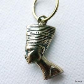 "Brass pendant ""Nefertitė"" ŽP308"