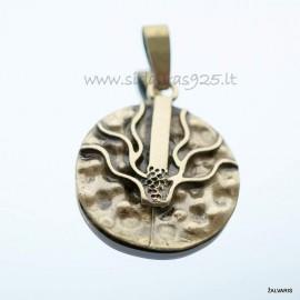 Brass pendant ŽP265