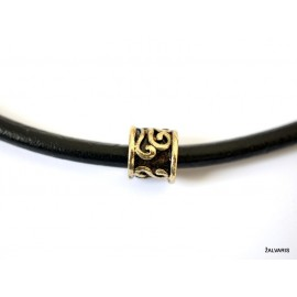 "Brass pendant ""Ratukas"" ŽP386"