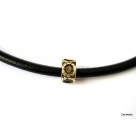 "Brass pendant ""Ratukas"" ŽP381"