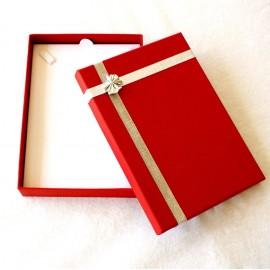 """Dovanų dėžutė """"Raudona"""""""