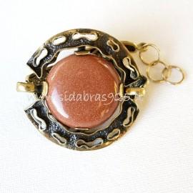 Brass bracelet ŽAP579