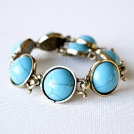 Brass bracelet ŽAP445