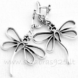 "Earrings ""Laumžirgiai""A568"