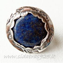 Žiedas su Lazuritu Ž543