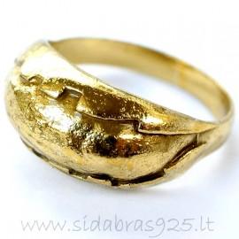 Кольцо из латуни ŽŽ015