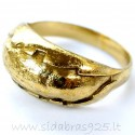 Žalvarinis žiedas ŽŽ015