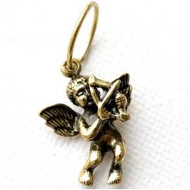 """Brass pendant """"Angeliukas"""" ŽP326"""