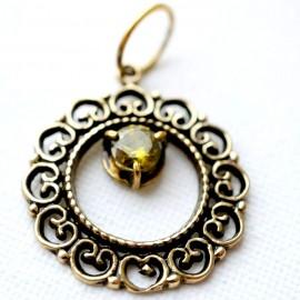 Brass pendant ŽP525