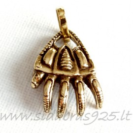 Brass pendant ŽP327