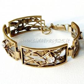Brass bracelet ŽAP071