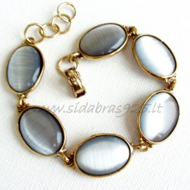 Brass bracelet ŽAP517