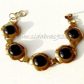 Brass bracelet ŽAP518