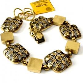 Brass bracelet ŽAP513-424