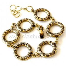 Brass bracelet ŽAP454