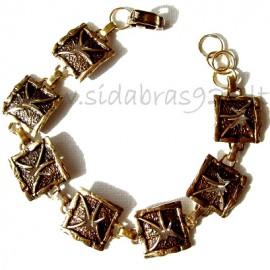 Brass bracelet ŽAP084