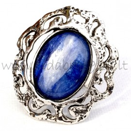 Ring with Kyanite Ž470