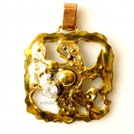 Brass pendant ŽP447