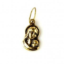 "Brass pendant ""Marija"""