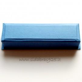 "Dovanų dėžutė ""Mėlyna"" rankų darbo"