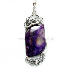 "Unique jewelry Pendant ""Mėnuliai"""