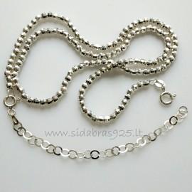"Chain ""Grandinėlė - vėrinys"""