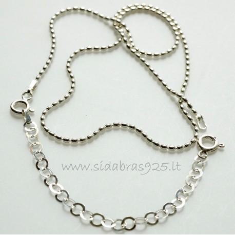 """Chain """"Grandinėlė - vėrinys burbuliukai"""""""