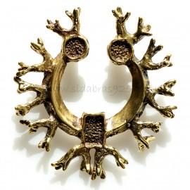 """Brass pendant ŽP """"Saulė"""""""