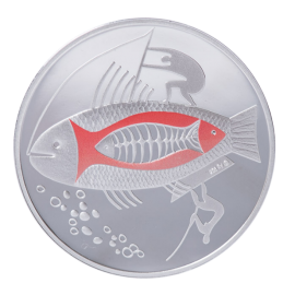 "Medal ""Fishing"""