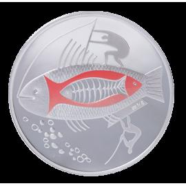 """Медаль """"Рыбалка"""""""