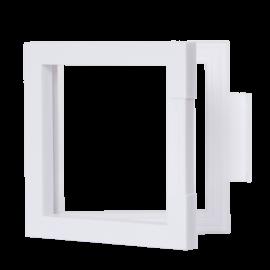 """Gift Box """"Frame box ( white)"""""""