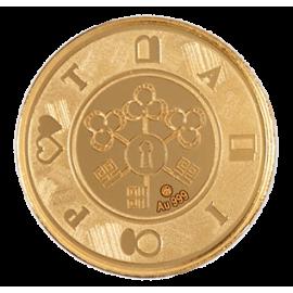 """Aukso Medalis """"Sėkmės pinigėlis"""""""