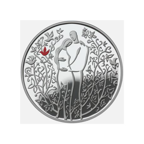 """Medalis """"Sutuoktuvės"""""""