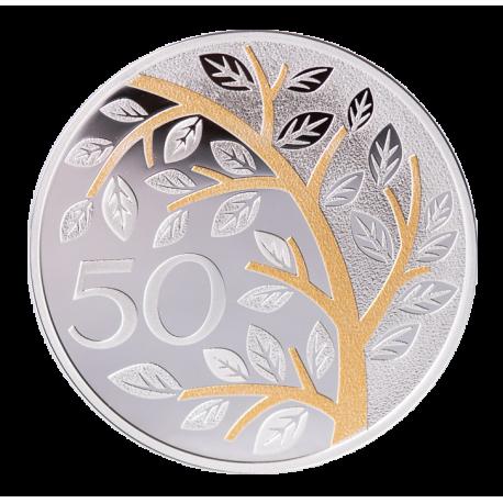 Jubiliejinis 50 metų medalis