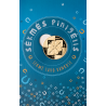 Gold-coloured luck coin (in blue package)
