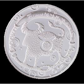 """Medalis Zodiako ženklas """"Jautis"""""""