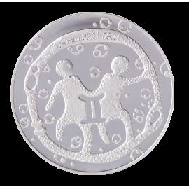 """Medal zodiac sign """"Gemini """""""