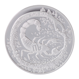 """Медаль Знак зодиака """"Скорпион"""""""