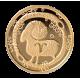 "Aukso Medalis ""Zodiako ženklas Avinas"""