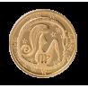 """Aukso Medalis """"Zodiako ženklas Mergelė"""""""