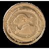 "Aukso Medalis ""Zodiako ženklas Žuvis"""