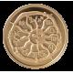 "Aukso Medalis ""Zodiako ženklas Ožiaragis"""