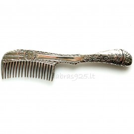 Silver combs