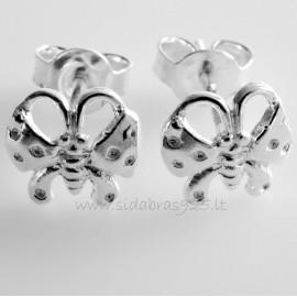 """Earrings """"Drugelis"""" A730"""