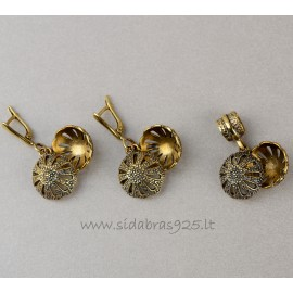 Brass set ZA717ZP718