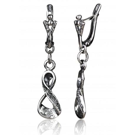 """Earrings """"Begalybė"""" A737"""
