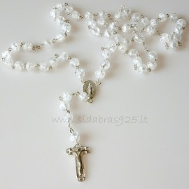 Rosaries with crystal RK0,9