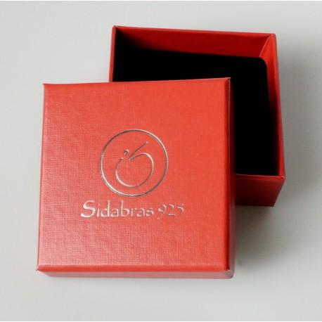 """Dovanų dėžutė """"Raudona 925 komplektui"""""""
