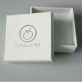 "Dovanų dėžutė ""Balta 925 komplektui"""