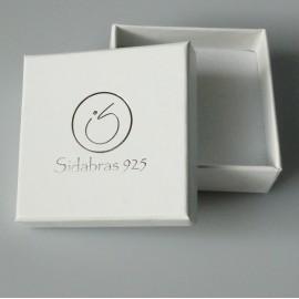 """Gift Box """"White 925 Set"""""""